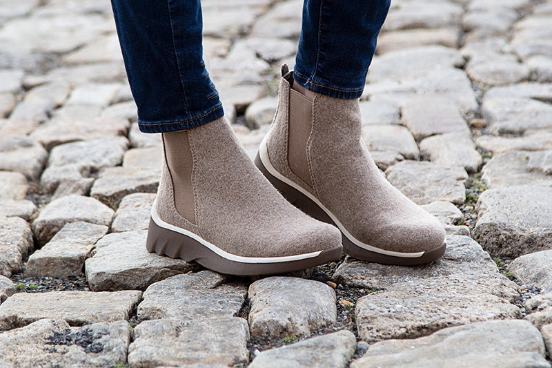 cold weather chelsea boots