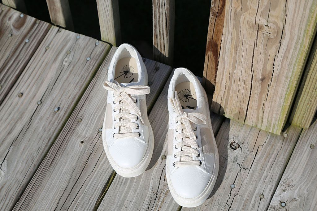 Check out how to style these comfortable women's sneakers from OTBT Shoes for Memorial Day.