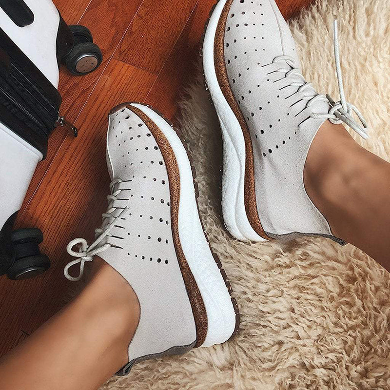 womens comfortable walking sneakers