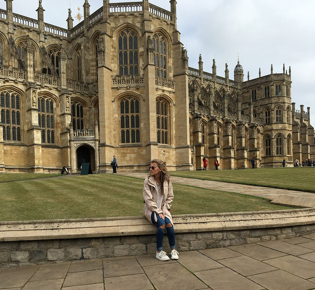 OTBT model Anne recently traveled to London. Find out more about her action-packed three-day trip!