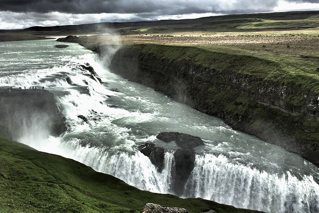 Amazing sights and experiences on an OTBT trip to Iceland.
