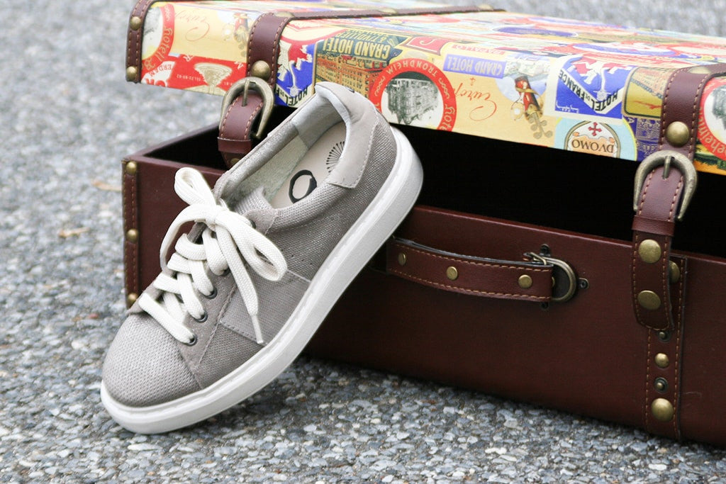 Tips and tricks from OTBT Shoes for planning a solo vacation, from deciding on your dreamy, but doable, travel location to finding most comfortable sneakers for women.