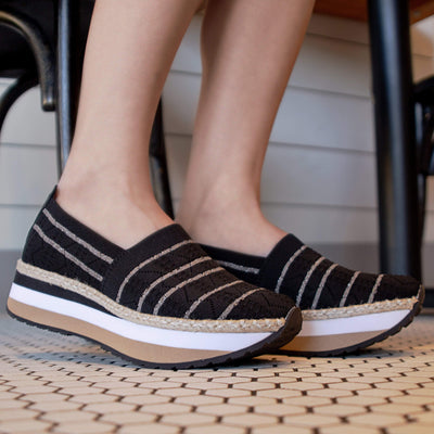 Islander espadrille for women