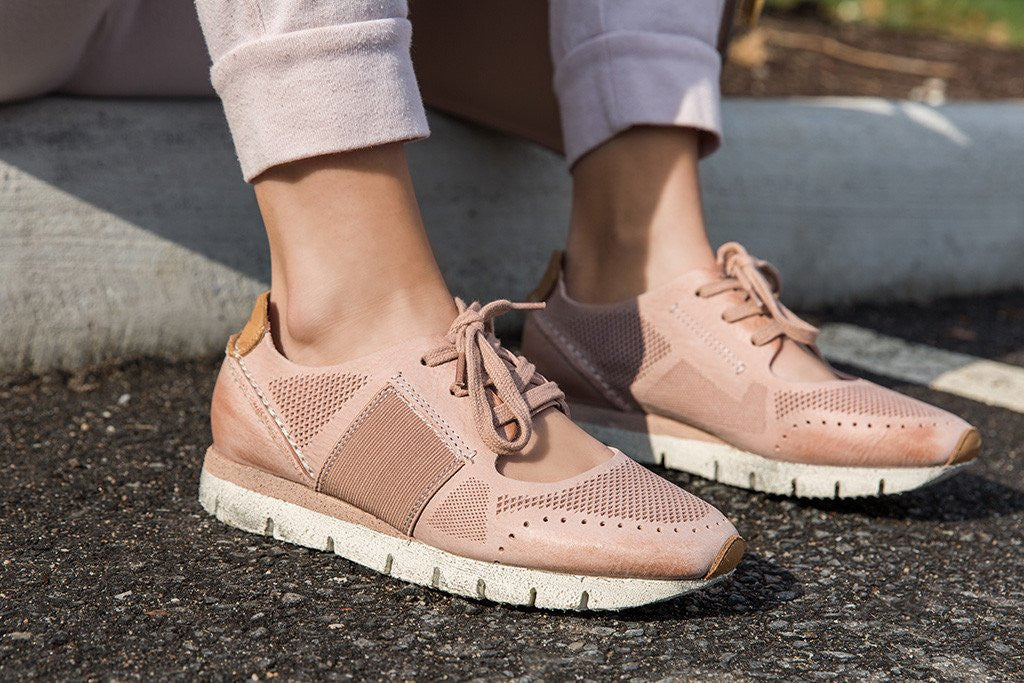 Star Dust in Blush Sneakers   Women's Shoes by OTBT