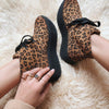WANDER in LEOPARD PRINT Cold Weather Boots