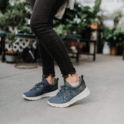 UNISON in ELECTRIC BLUE Sneakers