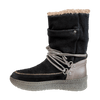 womens boot slope in black inside