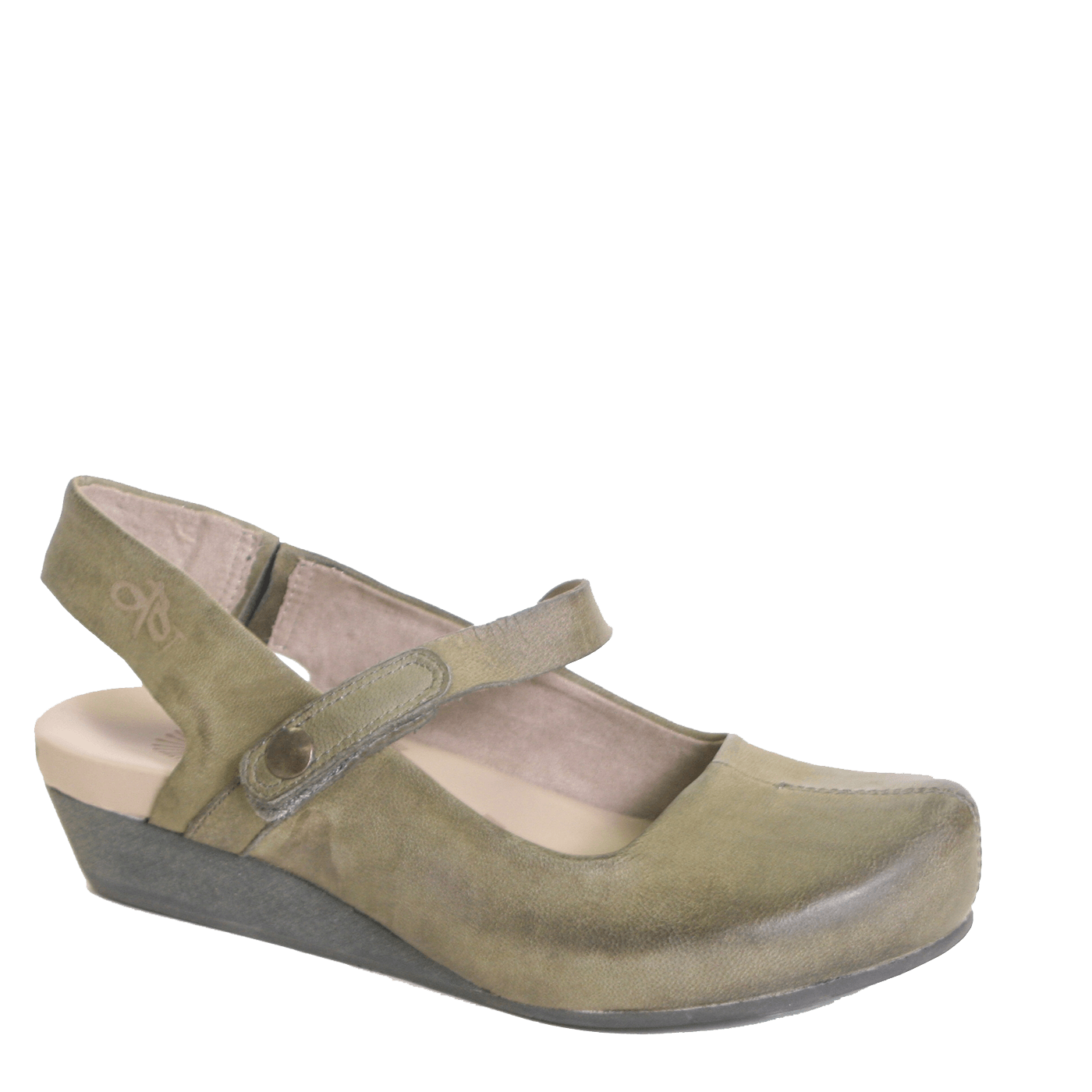 SPRINGFIELD in NEW MINT Closed Toe Wedges