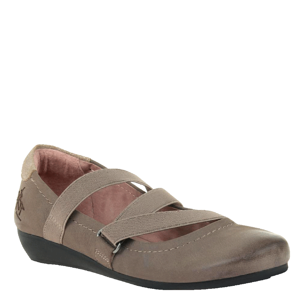 Womens flat Anora in Atmosphere