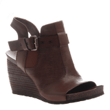 ARCADIAN in ACORN Wedge Sandals