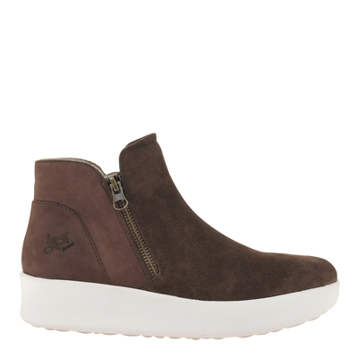 Womens sneaker Astrid in Tuscany side