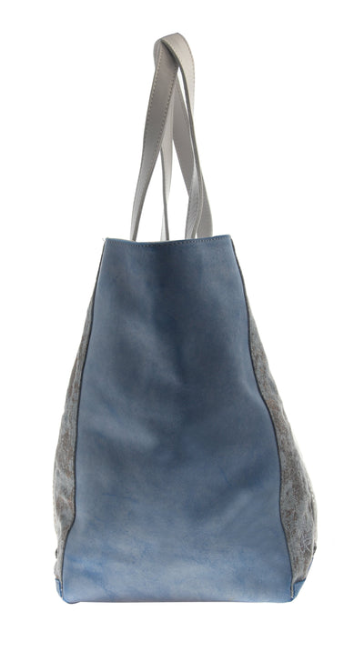 womens handbags otbt copa in new blue side