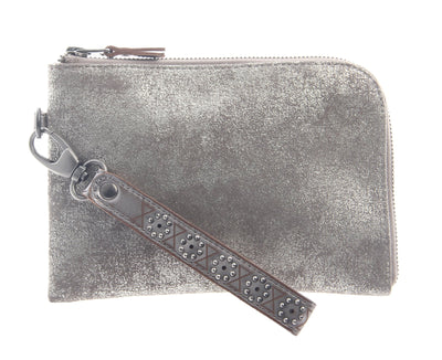 womens travel handbags otbt corina in pewter back