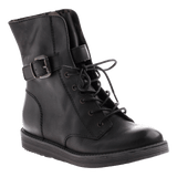 BRENTSVILLE in BLACK Hiking Boots