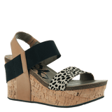 BUSHNELL in DESERT Wedge Sandals