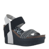 Womens wedge Bushnell in Winter White