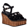 Womens wedge cahoot
