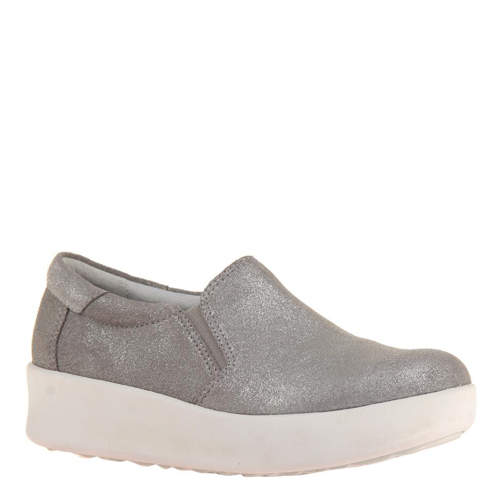 CAMILE in GREY SILVER Sneakers