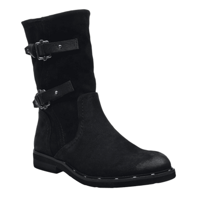Causeway womens boot in black