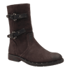 Causeway womens boot in dark brown
