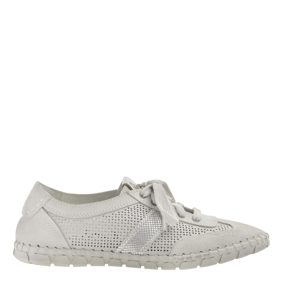 Womens sneaker Comet in off white