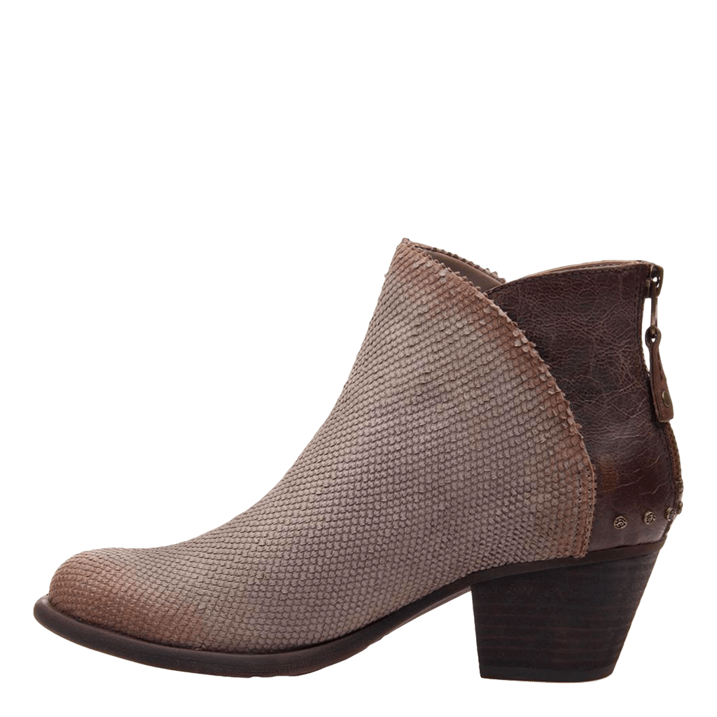 08139a33415 Compass in Dark Taupe Ankle Boots   Women's Shoes by OTBT