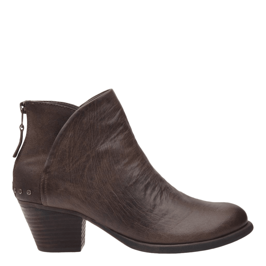 Womens ankle boot compass in jave