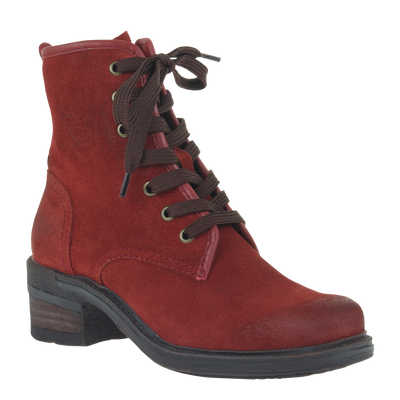 Womens ankle boot country in saddle