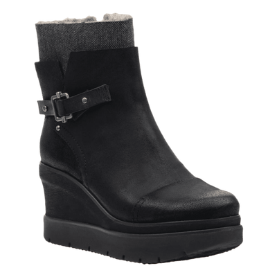 Womens ankle boot Descend in Black