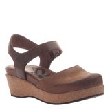 ELIZABETH in MEDIUM BROWN Sandals