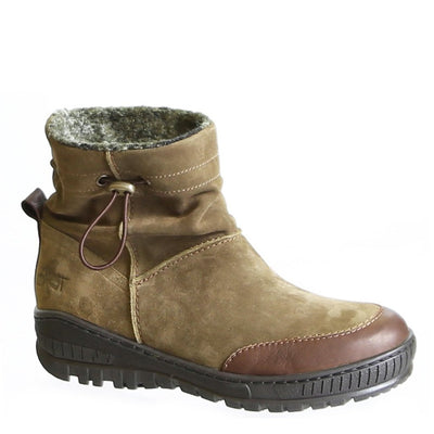 FANFARE in DARK GREEN Cold Weather Boots