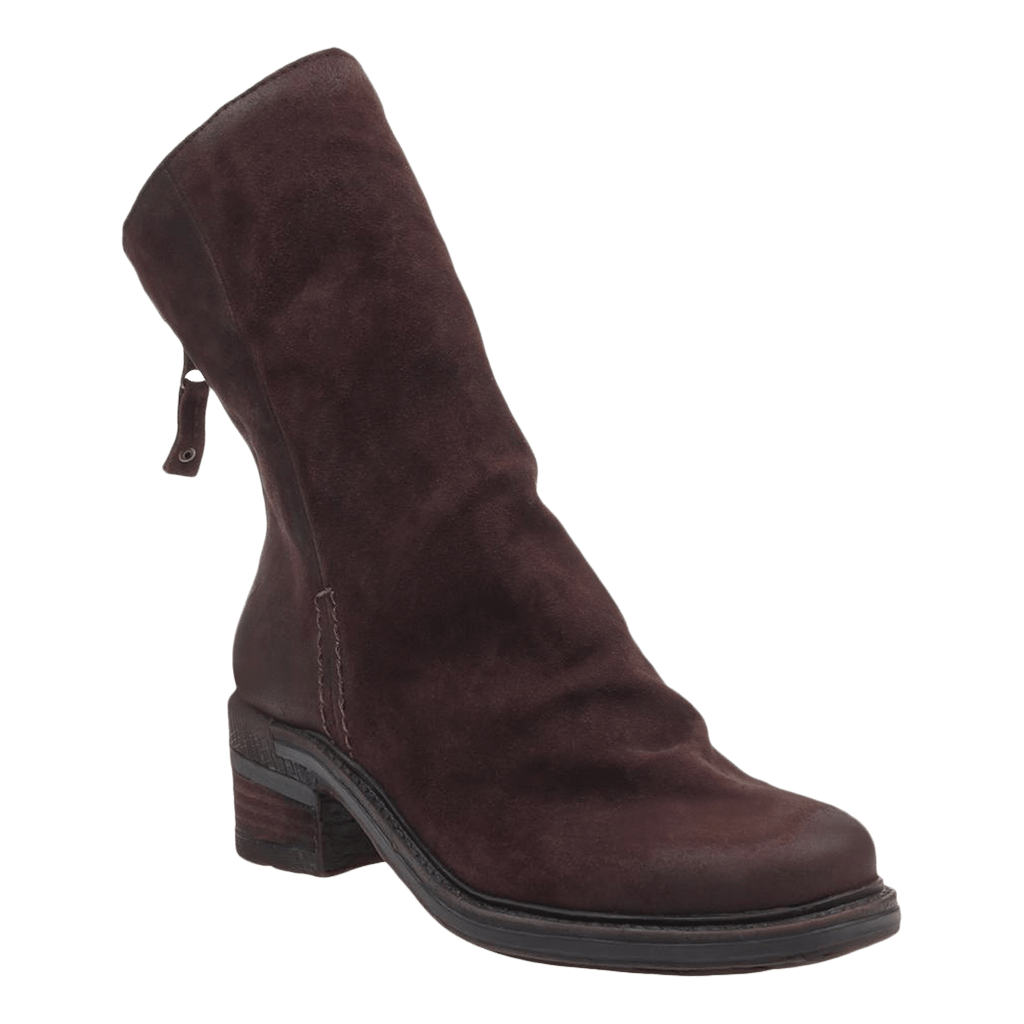 Fernweh Women's boot dark brown