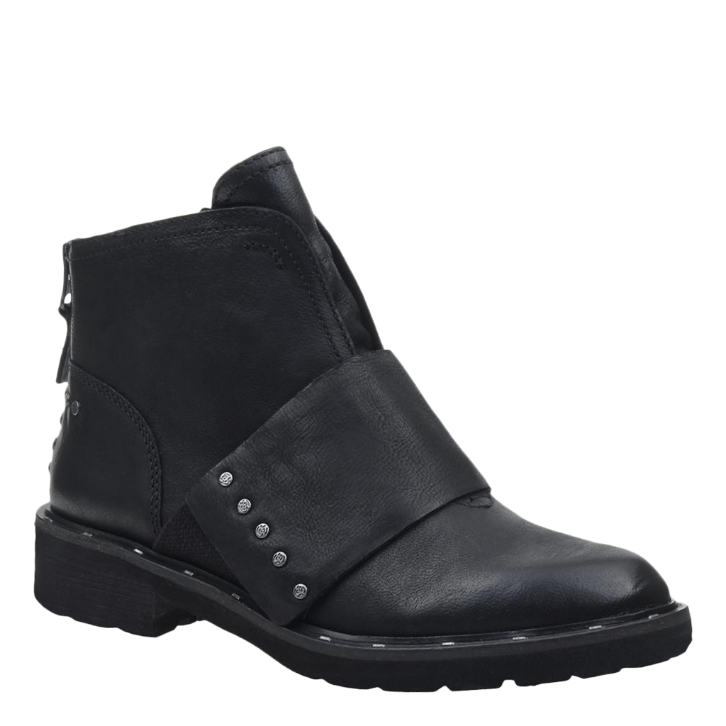 Womens frontage boot black