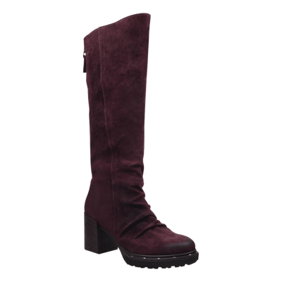 Womens over the knee boot Gambol in chianti
