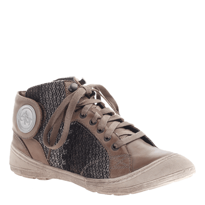 OTBT, Providence, Sandstone, Fabric lace up sneaker