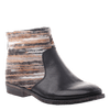 OTBT, Tilton, Lead, Ankle bootie with fabric