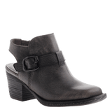 DES PERES in BEIGE BLACK Ankle Boots