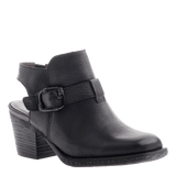DES PERES in BLACK Ankle Boots