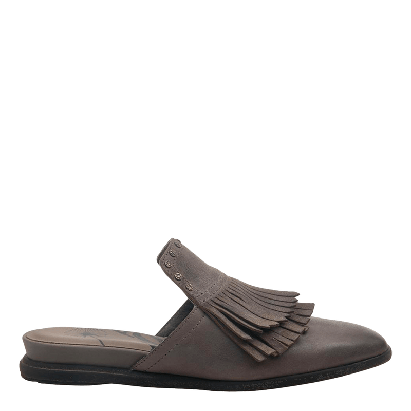 Womens slide gleam stone