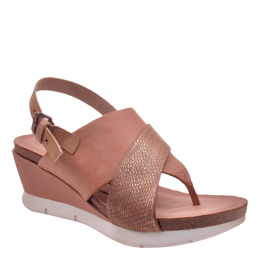 0abf88e1d10 IN FOCUS in WARM PINK Heeled Sandals