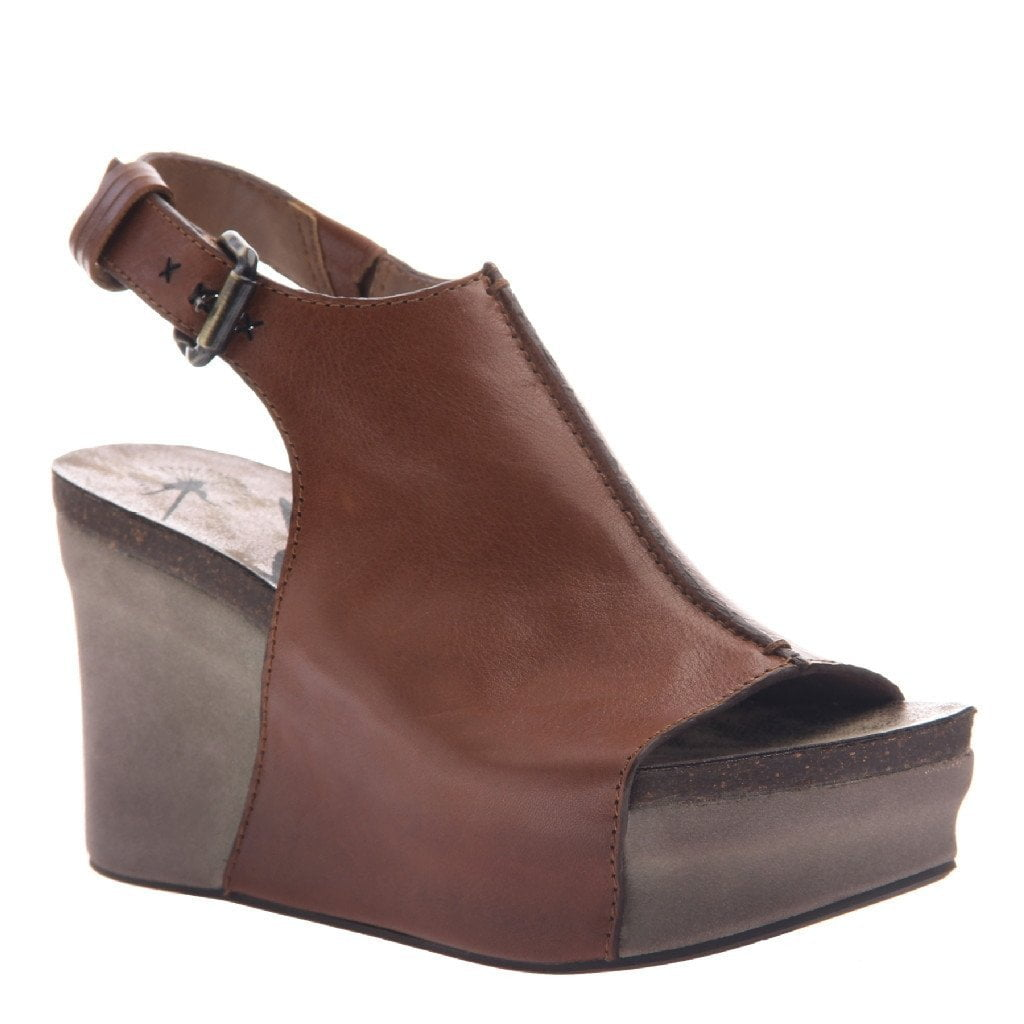 e8323caf764 Jaunt in Mocha Wedge Sandals