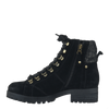 Womens ankle boot Lakewood in black inside
