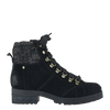 Womens ankle boot Lakewood in black side