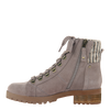 Womens ankle boot Lakewood in pine bark inside