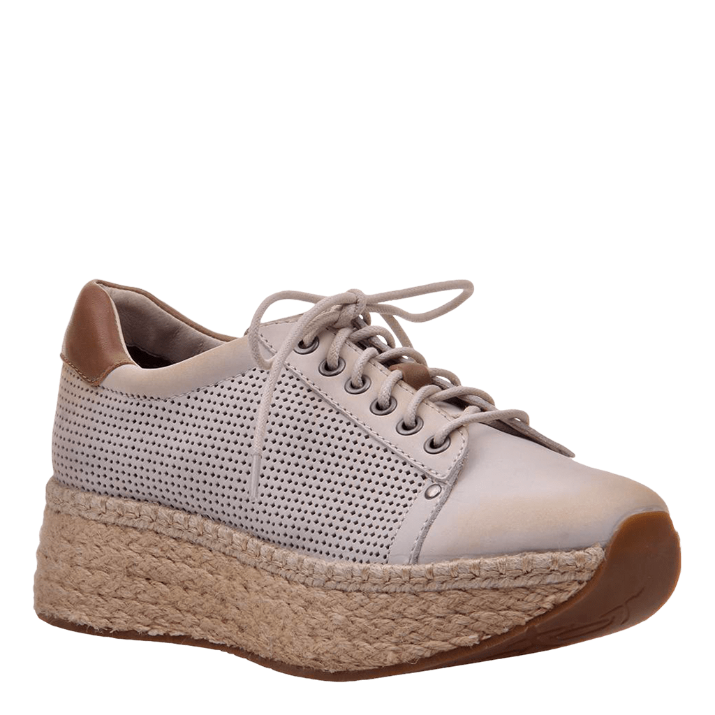 Womens sneaker Meridian Dove Grey