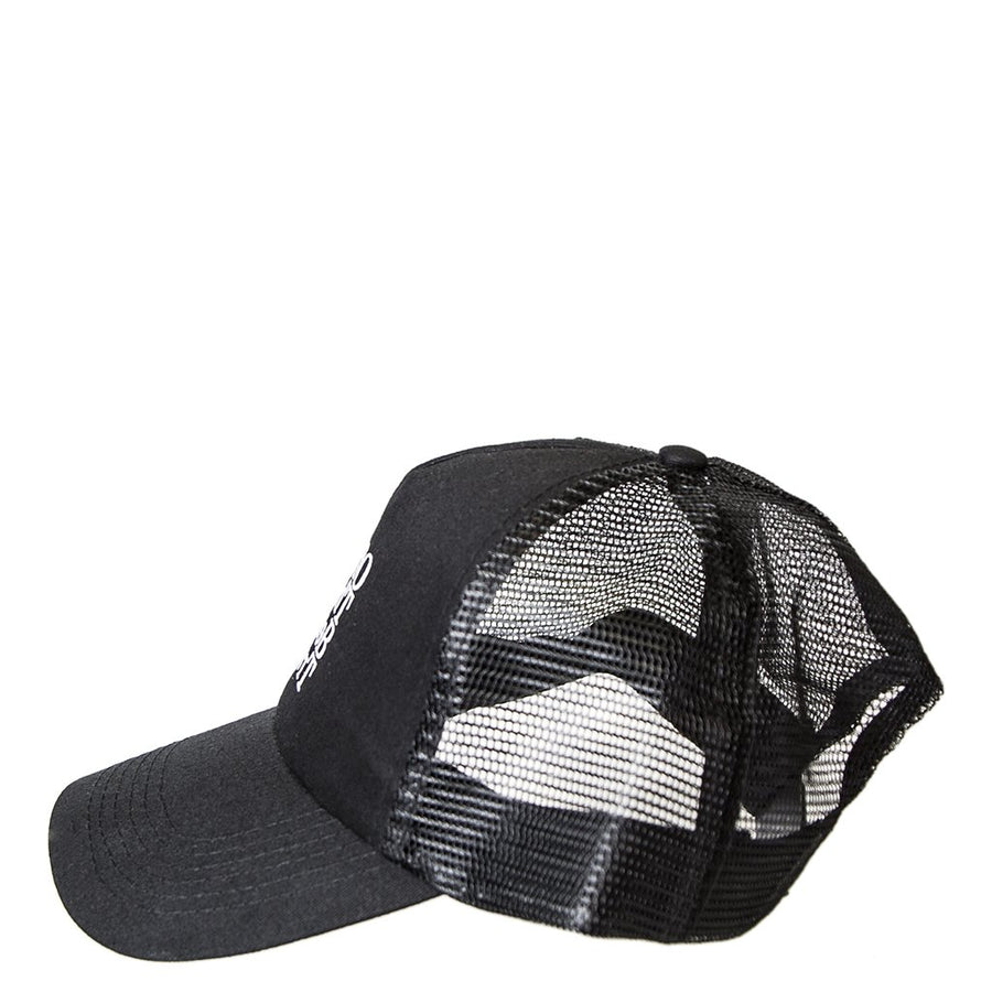 otbt mesh snapback trucker hat accessories front