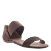 OTBT, Milawkie, Dark Brown, closed heel sandal