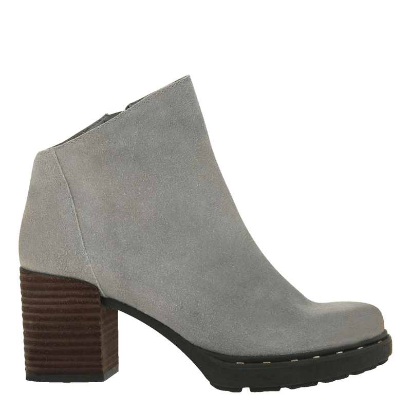 MONTANA in STONE Ankle Boots