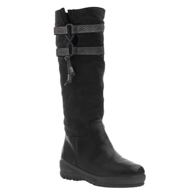 0ba5660fdddb6e Move On in Black Cold Weather Boots