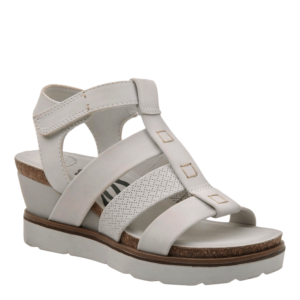 Moon Grey Wedge Dove Sandals In New nN8Pym0Ovw